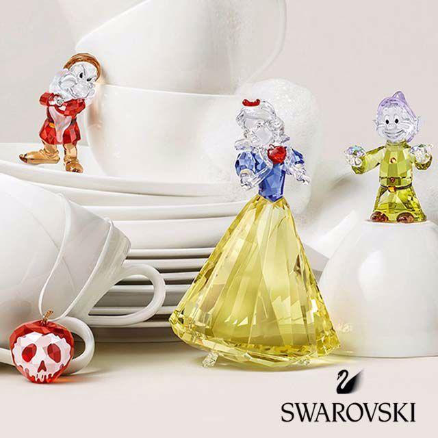 Swarovski figurer disney