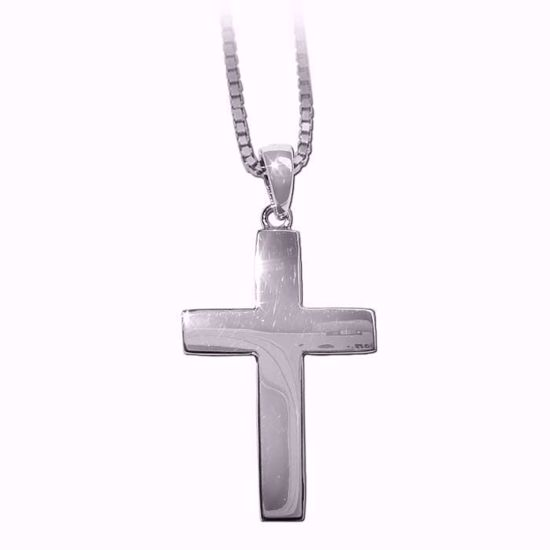 Kors i sølv -790149
