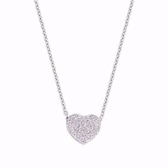 Swarovski Smykker Heart Crystal Pendant - 1809006
