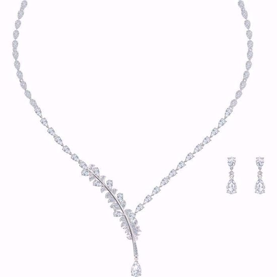 Bilde av Swarovski collier. NICE SET Necklace - 5506752