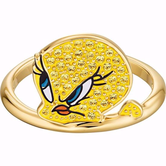 Swarovski ring Tweety Motif - 5488600