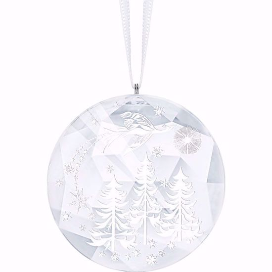 Swarovski figurer Winter Night Ornament - 5464872
