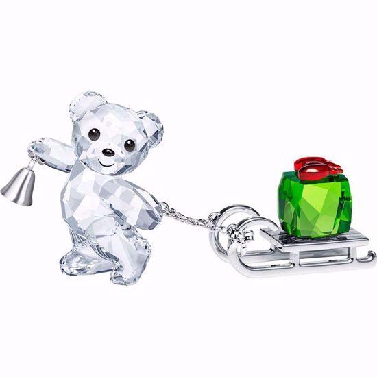 Swarovski figurer Kris Bear Christmas - 5464863