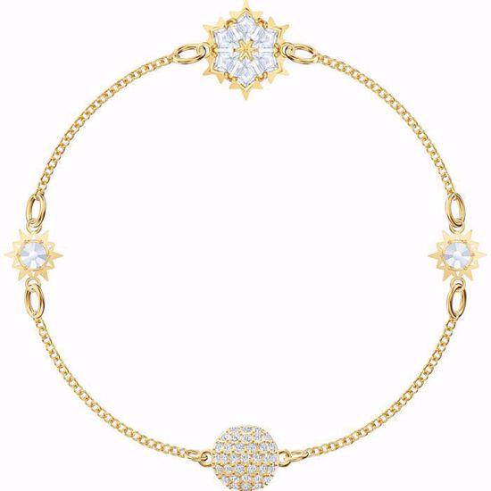 Swarovski armband Snowflake Strand - 5511095