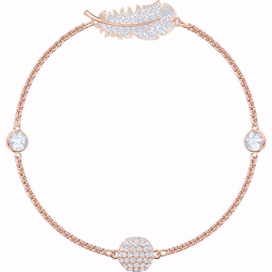 Swarovski armband Feather Strand - 5511103