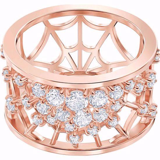 Swarovski ring Precisely Motif - 5511397