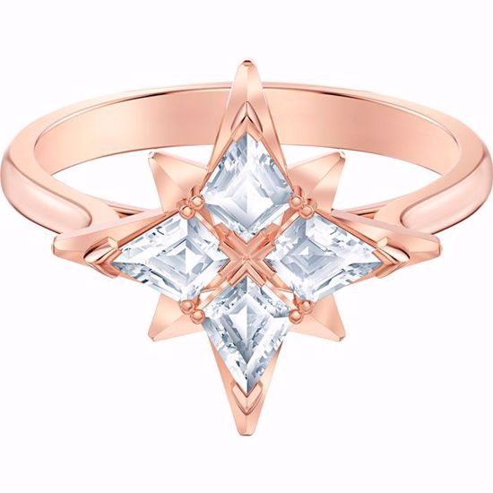 Swarovski ring Star Motif - 5513213