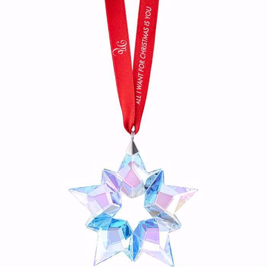 Swarovski figurer 25th Anniversary Ornament by Mariah Carey - 5543287