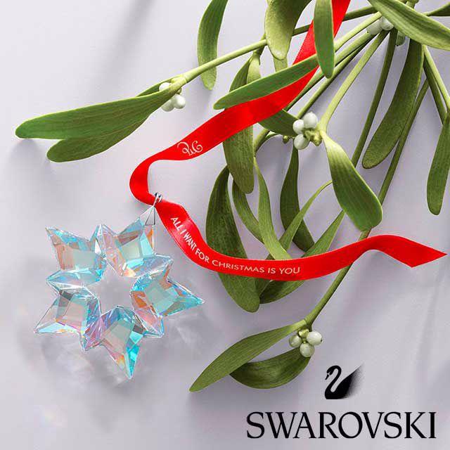 Swarovski figurer til jul