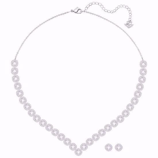 Swarovski smykkesett Angelic Square - 5364318