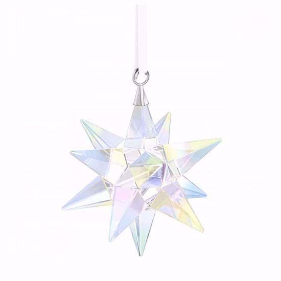 Swarovski figurer. Star Ornament, Crystal AB - 5283480