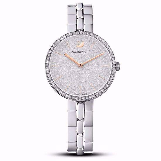 Swarovski klokke Cosmopolitan, hvitt - 5517807