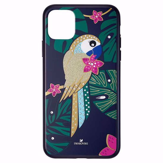 Swarovski Iphone 11 Pro Max deksel Tropical Parrot - 5533976