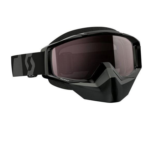 Bilde av Scott Tyrant SX snowcross goggle Briller - Sort *