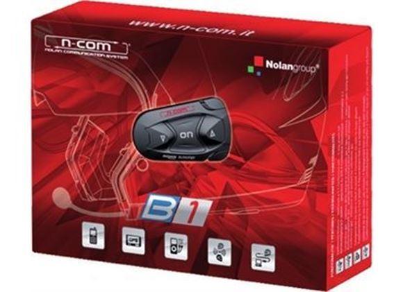 Bilde av Nolan N-Com B1 Bluetooth Kommunikasjon *