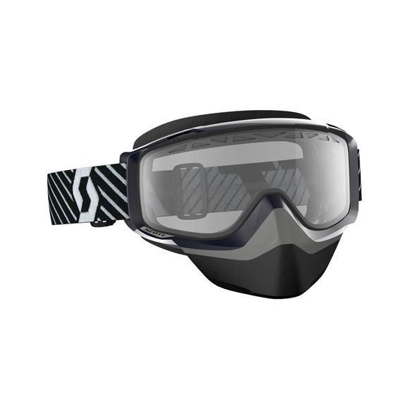 Bilde av Scott Split OTG SX tilpasset brillebrukere  snøscooter klar - Sort x