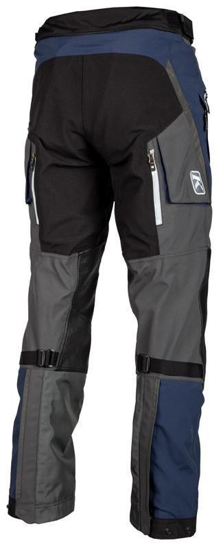 Klim Kodiak Bukse MC Navy Blå *