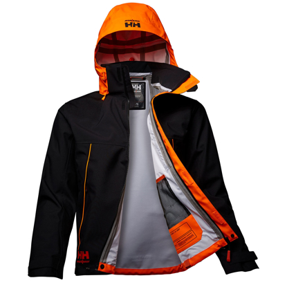 HELLY HANSEN CHELSEA EVOLUTION SHELL JAKKE
