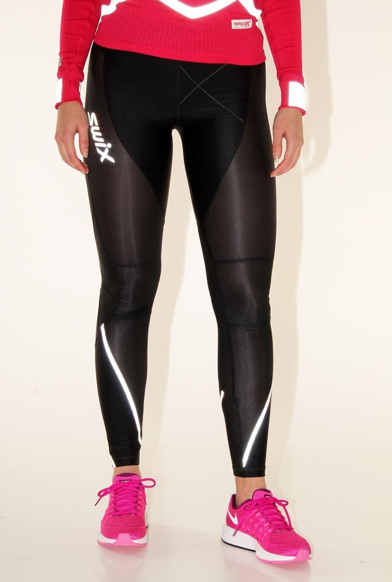 Swix high speed mesh tights women's black- Nava Sport