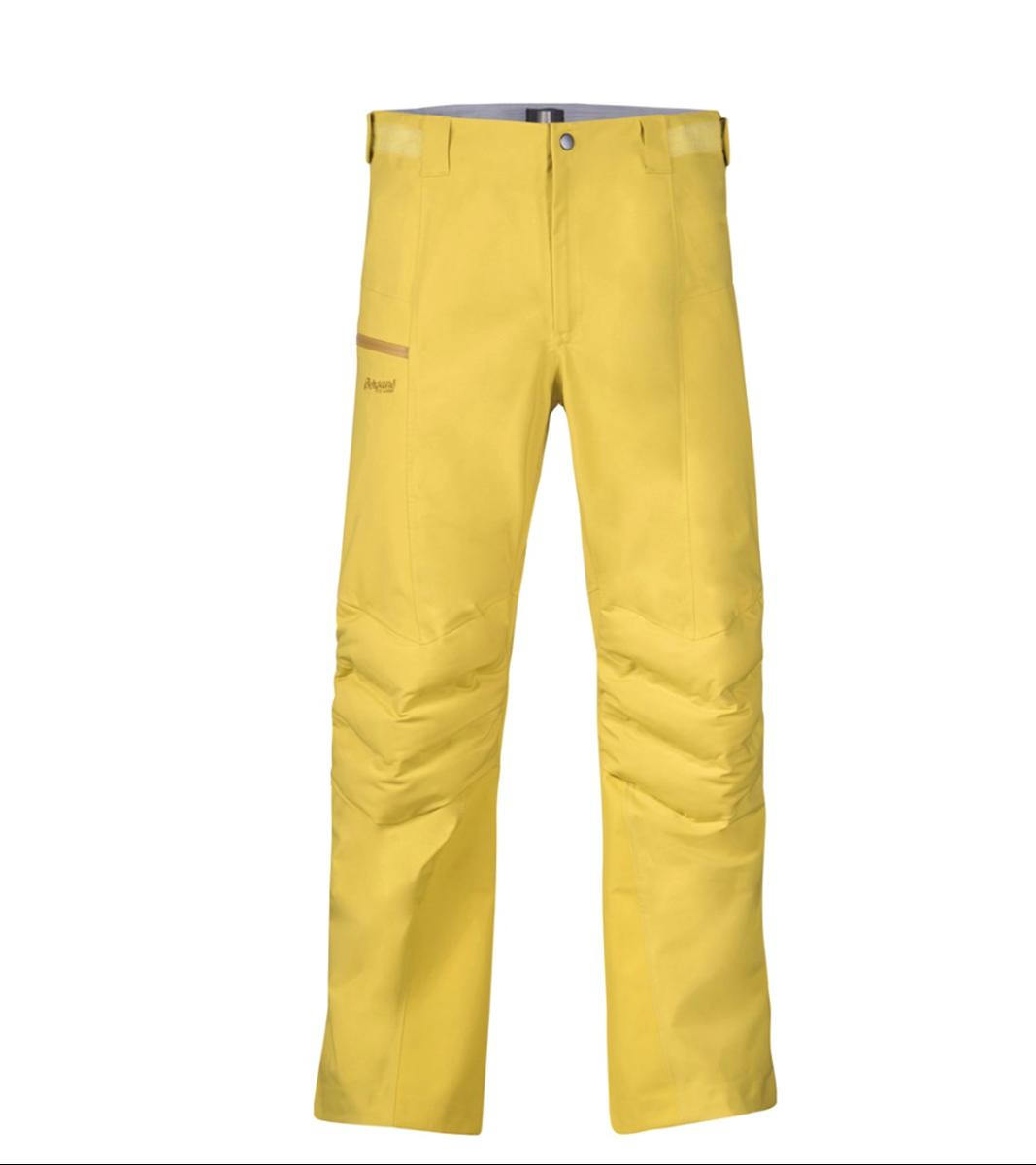 6d1d58a38 Bergans Hemsedal Hybrid Pnt yellowgreen