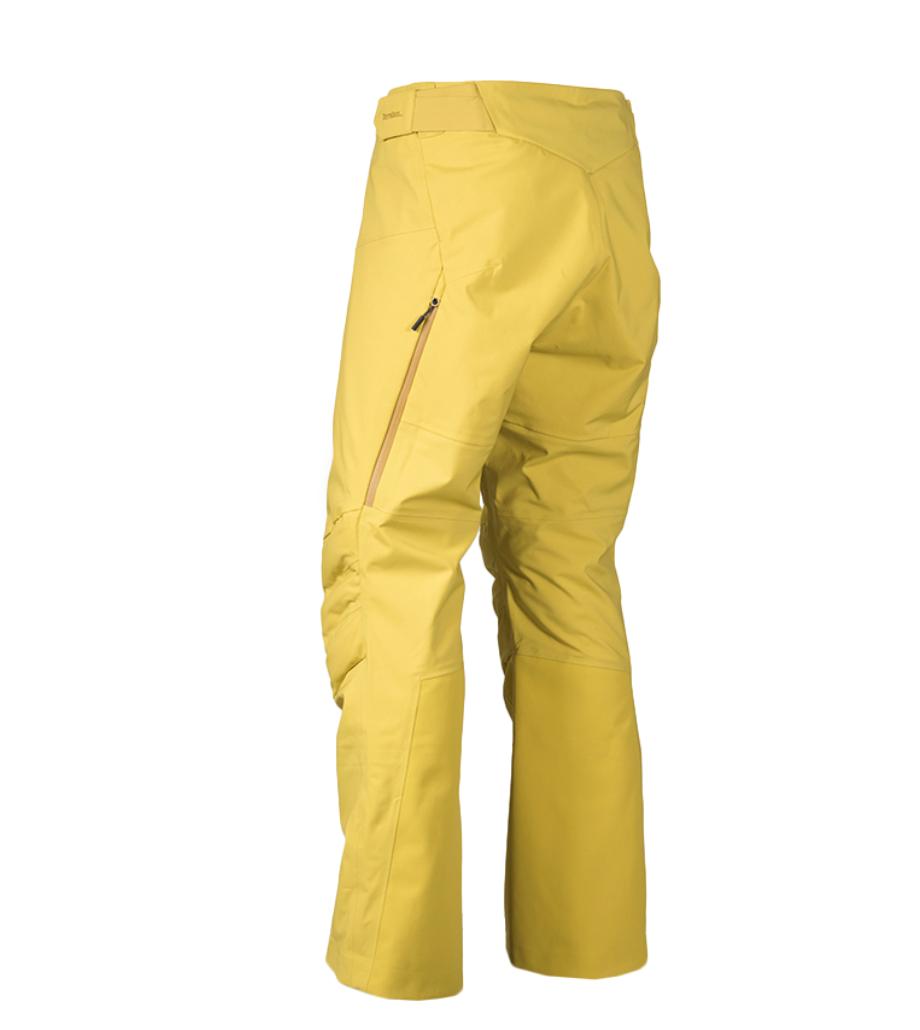 76f27287 Bergans Hemsedal Hybrid Pnt yellowgreen- Nava Sport - Vi selger klær ...