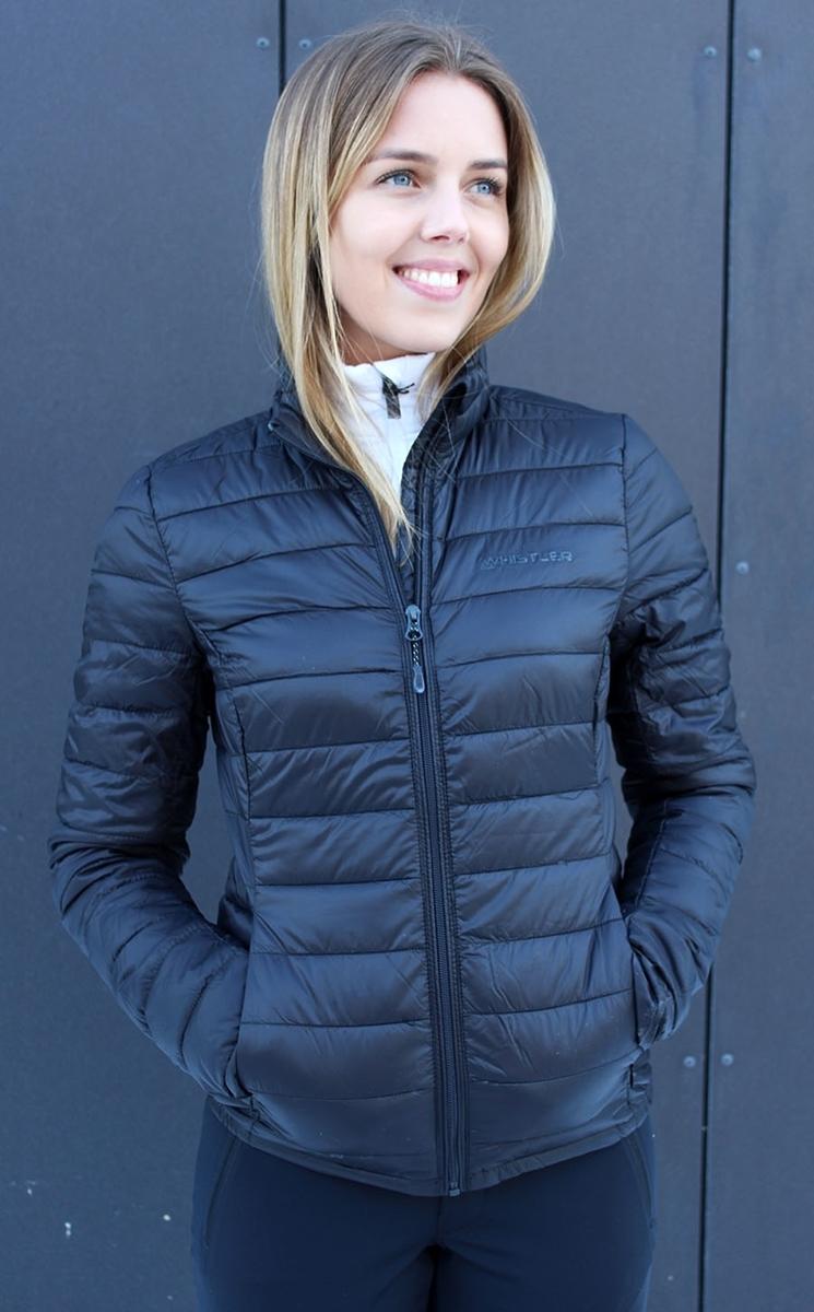 a0f69e06e100 Tepic W Pro-lite jakke black- Nava Sport - Vi selger klær og sko fra ...