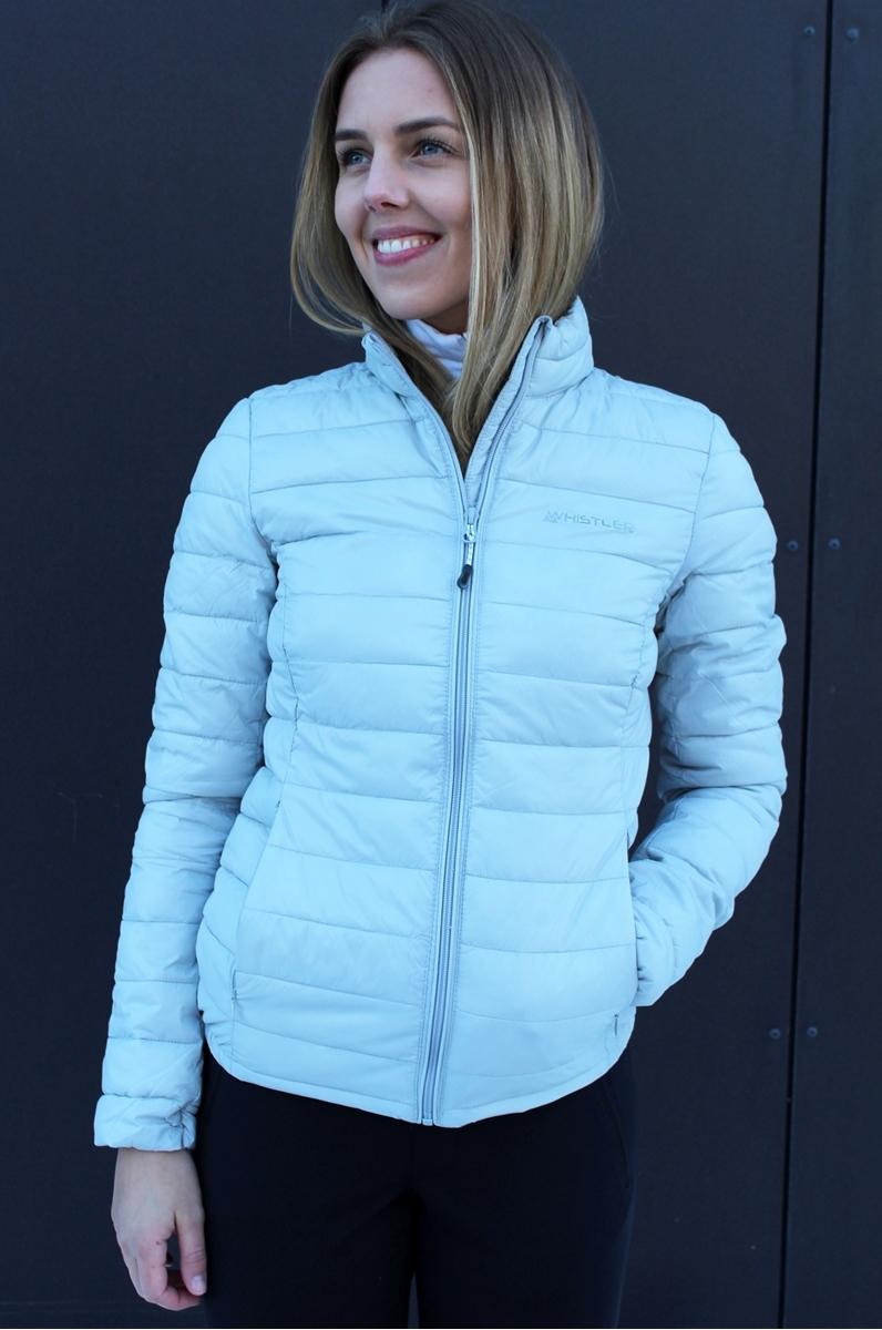 5363ad39d074 Tepic W Pro-lite jakke pearl grey- Nava Sport - Vi selger klær og ...
