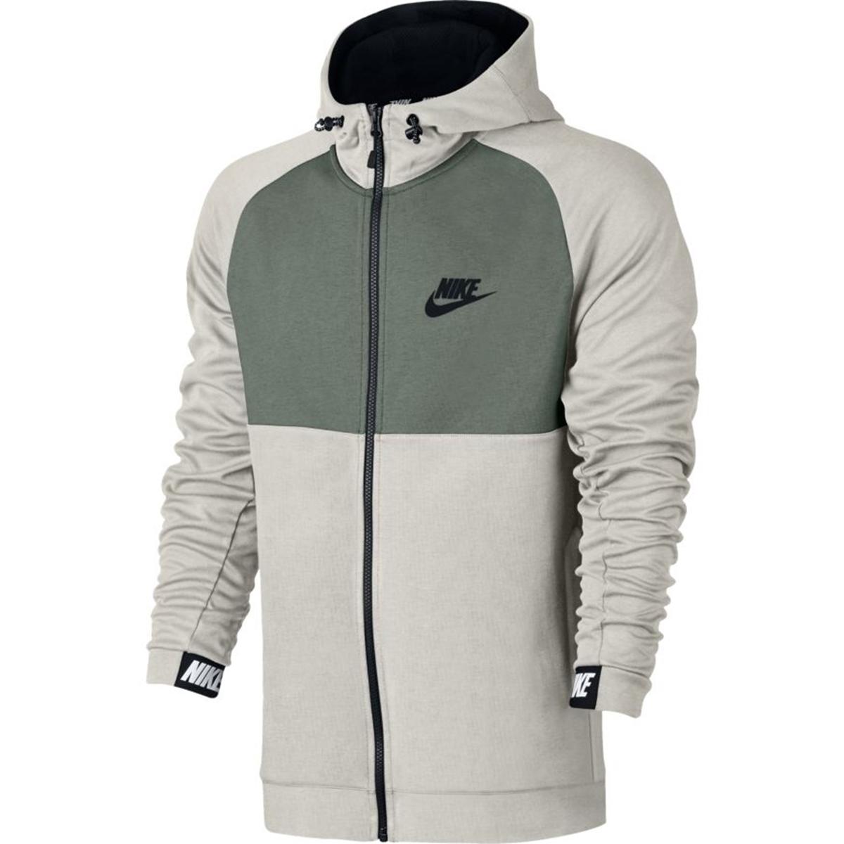 0ecd45fa Nike M NSW AV15 HOODIE FZ FLC 861742-072- Nava Sport - Vi selger ...