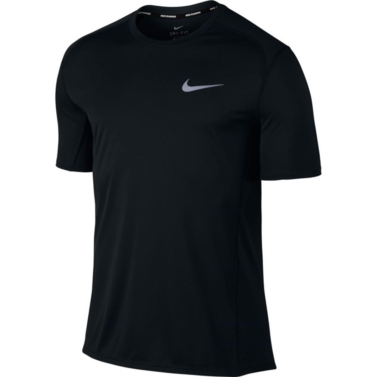 Bilde av Nike  M NK DRY MILER TOP SS 833591-010