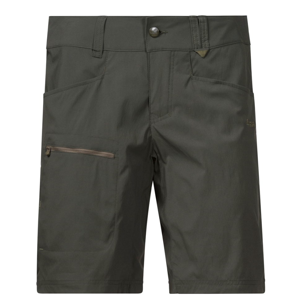 Bare ut Bergans Utne Lady Shorts seaweed/khakigreen- Nava Sport - Vi RY-76
