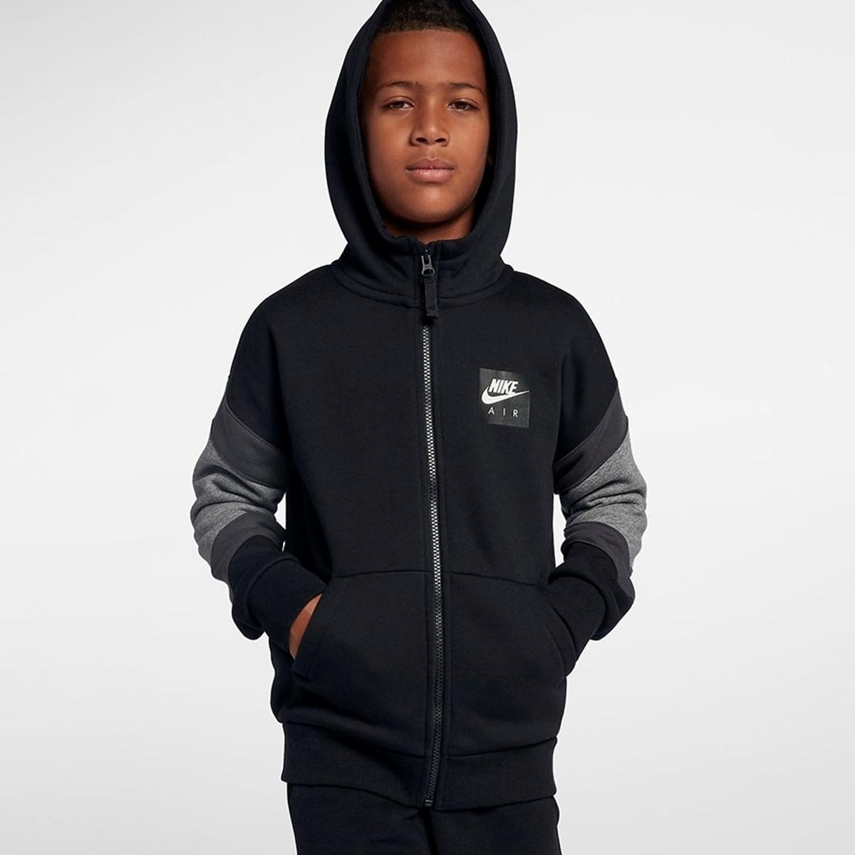 eb88e51c Nike B NK AIR HOODIE FZ 939635-010- Nava Sport - Vi selger klær og ...