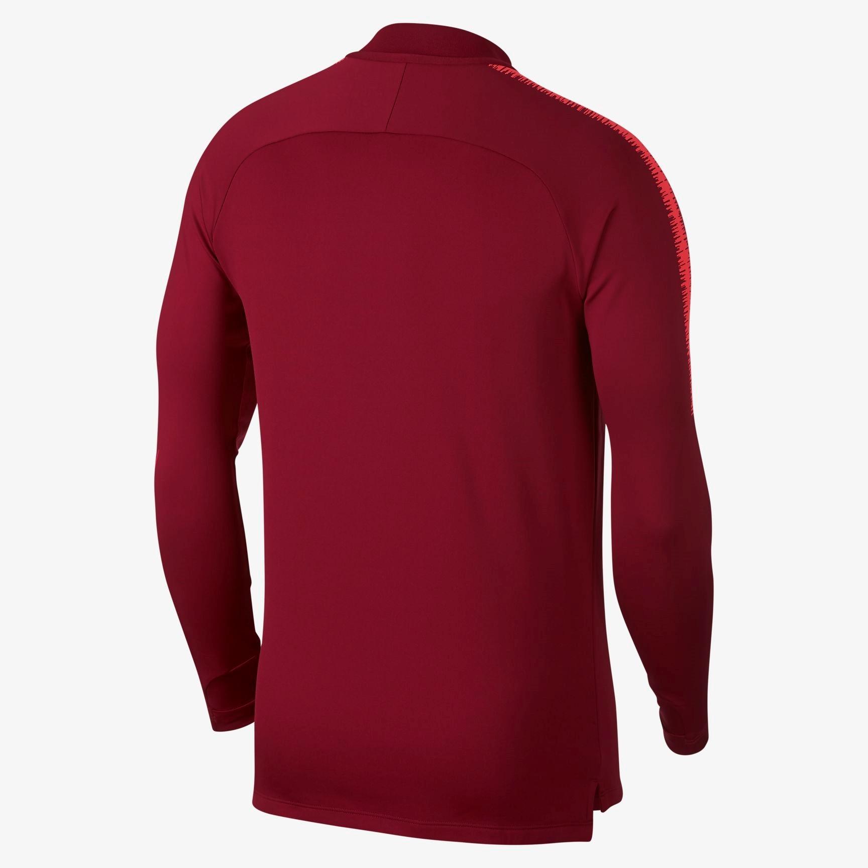 940b33da3d6 Nike M NK DRY SQD DRIL TOP 18 894631-677- Nava Sport - Vi selger ...