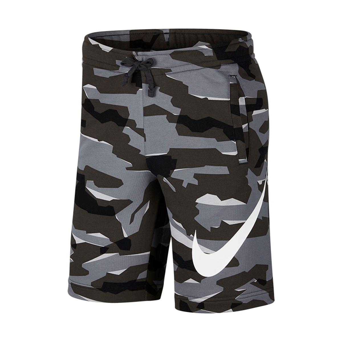 0adbfdb8 Nike M NSW CLUB CAMO SHORT FT AQ0602-065- Nava Sport - Vi selger ...