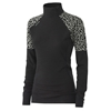Bilde av Johaug  WIN WOOL HALF ZIP black