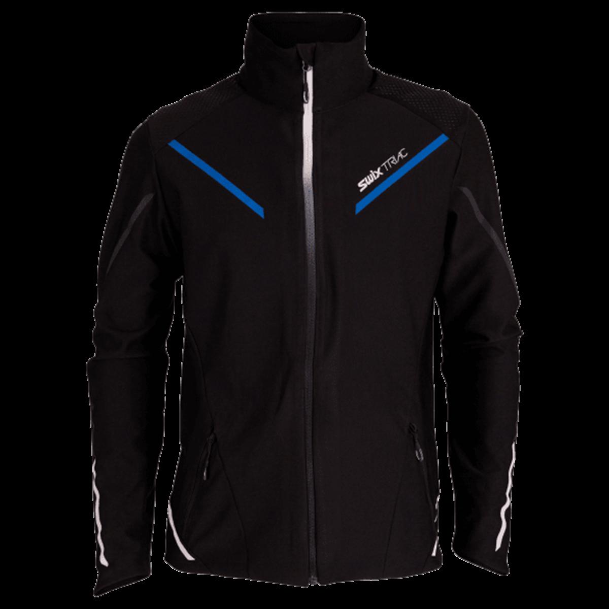 5aab6ca4 Swix Swix Triac jkt. 2.0 Mens Black- Nava Sport - Vi selger klær og ...