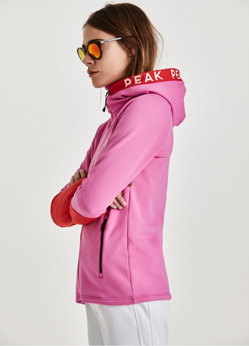 Bilde av Peak Performance  WRIDEZH vibrant pink