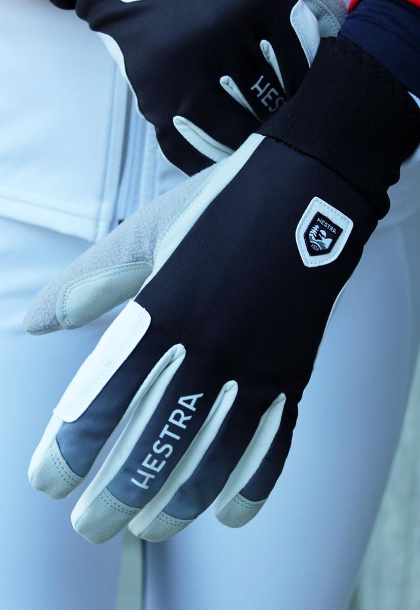 Bilde av Hestra  Women´s XC Primaloft - 5 finger black