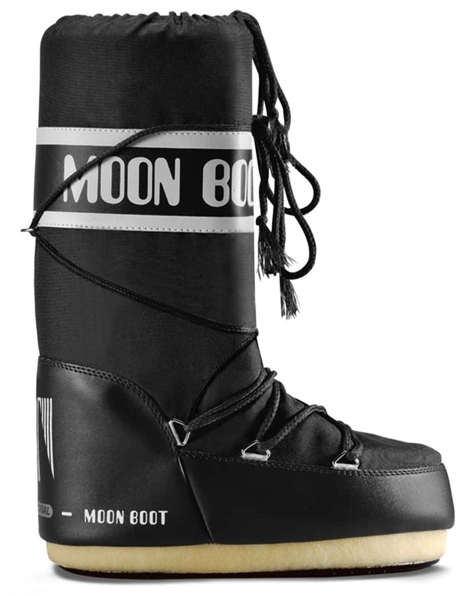 Bilde av Moon Boot Nylon Black