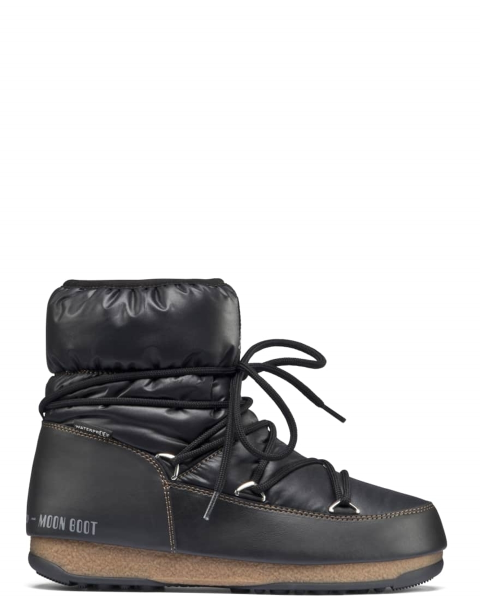 Bilde av Moon Boot W.E. Low Nylon Black/Bronze