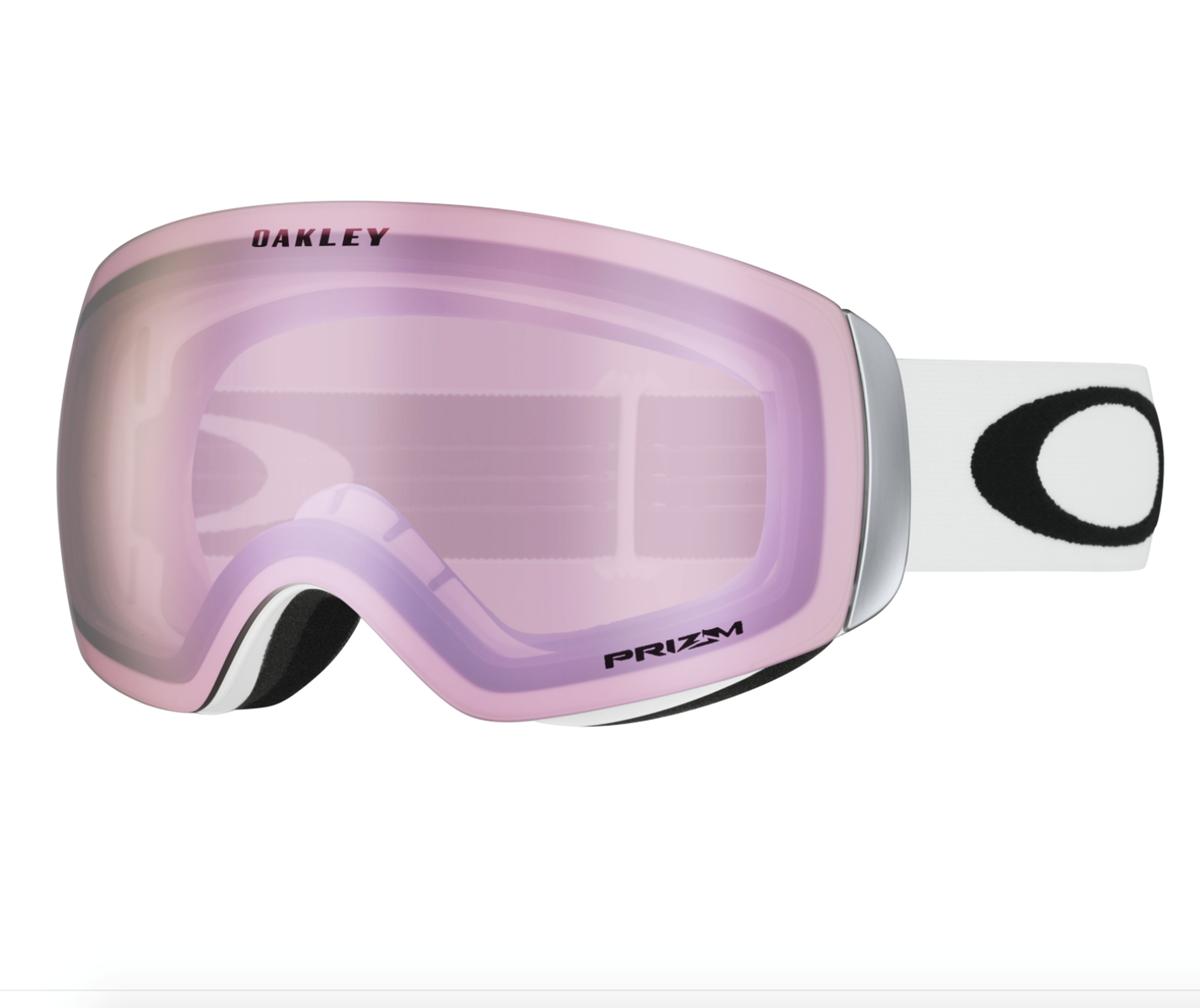 Bilde av Oakley  Flight Deck XM, Matte White, Prizm Hi Pink Iridium