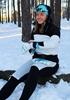 Bilde av Dæhlie  Jacket Raw 3.0 wmn SNOW WHITE