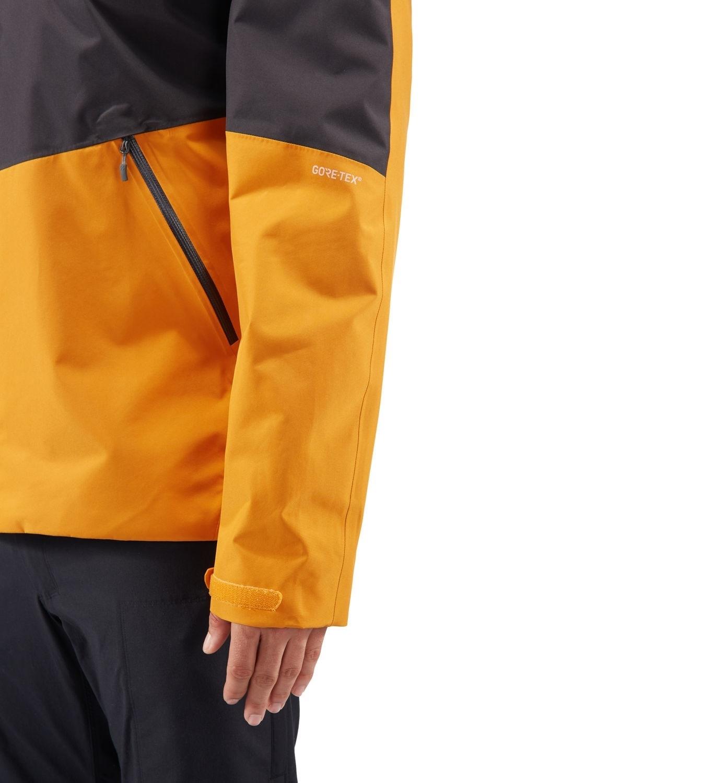 796385ec Haglöfs Merak Jacket Men desert yellow/slate- Nava Sport - Vi selger ...