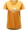 Bilde av Haglöfs  Mirth Tee Women desert yellow