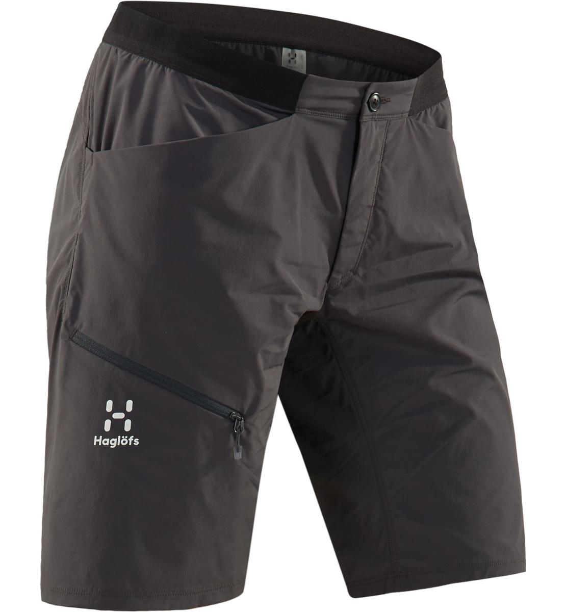 7987ef1caf9 Haglöfs L.I.M Fuse Shorts Women slate- Nava Sport - Vi selger klær ...