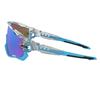 Bilde av Oakley Jaw Breaker Matte Clear W/Prizm Sapphire Iridium