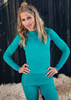 Bilde av Johaug  Maven Wool Long Sleeve  BGREE