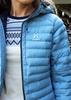 Bilde av Haglöfs  Essens Mimic Hood Women SILVER BLUE