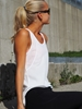 Bilde av Nike  W NK RUN TANK 890351-100