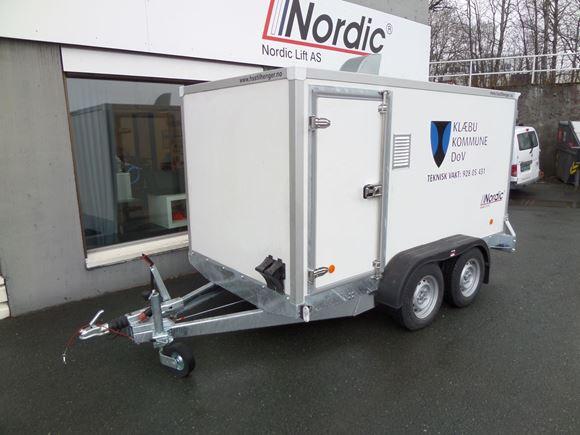 Nordic Lift KVB 45 høytrykk/stakemaskin