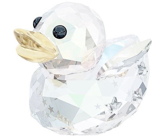 Bilde av Swarovski figurer. Happy Duck - Angel - 5080327